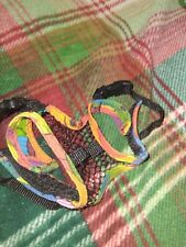 Ferret Harness. Rainbow Colored.