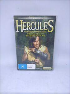 Hercules: The Legendary Journeys - Seasons 5 + 6 - Region 4 [AUS] - NTSC
