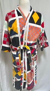 Vtg COUNTESS MARA Awesome Robe Mens