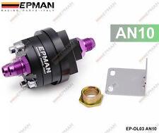 Epman Racing Universal Filtro De Aceite de deslocalización Kit Adaptador An10