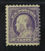 CKStamps: US Stamps Collection Scott#477 50c Franklin Mint H OG