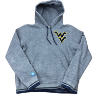 West Virginia University Mountaineers, Nike Hoodie Sweatshirt, Size Medium, NCAA