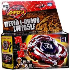 Meteo L-Drago Beyblade LW105LF BB-88 rapidity 2 el drago metio fusion metal fury