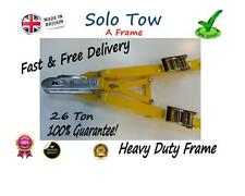 SOLO TOW A FRAME 2.6 TON RECOVERY PROFESSIONAL HEAVY DUTY FRAME FREE P&P