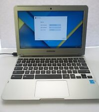 """Samsung Chromebook XE303C12-A01US (11.6"""", 16GB, w/ defects) ships in 12 hours!!!"""