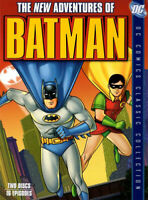 The New Adventures of Batman: The 1977 Animated Series (2 Disc) DVD NEW