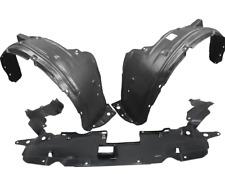 Inner Fender Splash Shield Front LH Side Fits 1997-2001 Honda CR-V HO1248105
