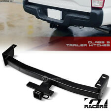"CLASS 3 TRAILER HITCH RECEIVER REAR BUMPER TOWING 2"" FOR 2016-2017 TOYOTA TACOMA"