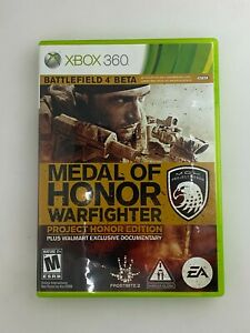 Medal of Honor: Warfighter Project Honor Edition - Xbox 360 - Complete & Tested