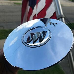 '97-2005 Buick Century / Regal CHROME Wheel Cover Center Cap Hubcap PN 10254321