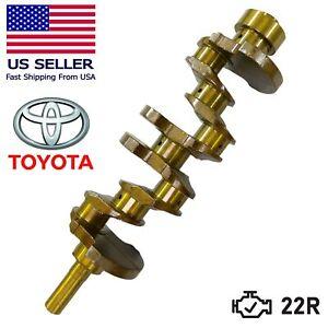 Crankshaft For Toyota Pick Up 2.4L 22R 22RE 1984-1995 4Runner Celica 2.4L