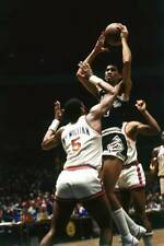 Gus Williams Of The San Antonio Spurs 1970 OLD BASKETBALL PHOTO