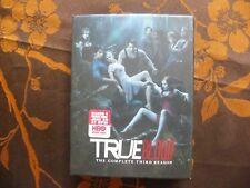 COFFRET 5 DVD TRUE BLOOD - The Complete Third Season (2011) ZONE 1  NEUF BLISTER