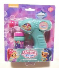 Shimmer & Shine Bubble Blower Electronic Bubble Blower