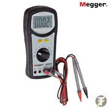 Megger AVO300-EU Digital Auto Ranging Multimeter and Leads