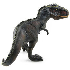 Giganotosaurus Tyrannosaurus Dinosaur Action Figure Model Toy Black