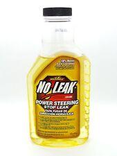 No Leak Power Steering Stops Fluid Leaks Restores Seals 473ml
