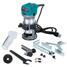 Electric Compact Trimmer Router Palm Laminate Joiners Wood working for Makita