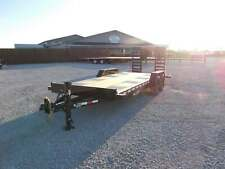 2021 Midsota  Nova 82X20' Equipment Trailer w/Upgrades