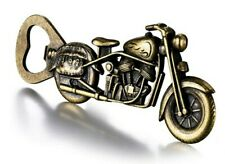 Motorcycle Beer Gifts Vintage Moto Bottle Opener Christmas Gift Stocking Stuffer