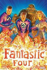 Fantastic Four Alex Ross Poster 24 x 36 Brand New Rolled In Tube Comic Kings
