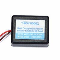 12V Seat Occupancy Sensor Emulator Airbag Fits for W220 W210 W203 W168 W163