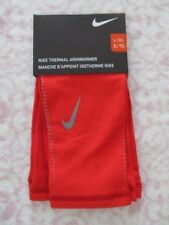 Nike Thermal Arm Warmer Basketball Running Football  L/XL Challenge Red - New