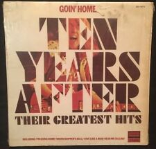 TEN YEARS AFTER {Goin' Home - Greatest Hits} DESI 18072 Vinyl 1975 SHIPS FREE!