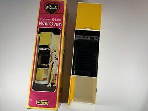 SINDY Vintage Boxed EASTHAM E-LINE WALL OVEN Original BOX 70s PEDIGREE 44550