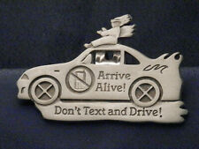 Angel Visor Clip - Don't Text and Drive