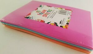 Foam Sheets Multiple Colors for Arts & Crafts, Select: Size