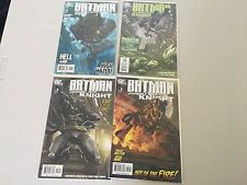 Batman Journey Into Knight (2005) #2, 3, 4, 5 NM lot