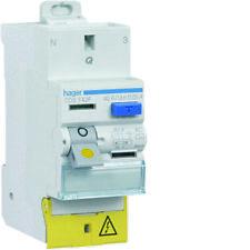 Interrupteur différentiel 2P40A 30 mA type AC à vis bornes alignée Hager CDC748F
