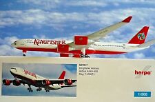 Herpa Wings 1:500 Airbus A340-500 Kingfisher f-wwtj 527217 modellairport500