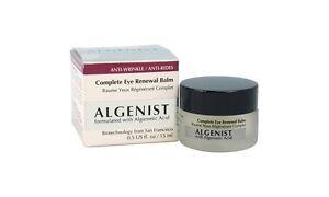 Algenist COMPLETE EYE RENEWAL BALM 0.5 oz, Sealed, New In Box