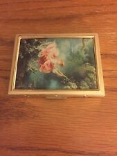 Vintage Compact, Unused Photograph Holder, Pocket Photo Album