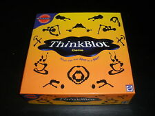 ThinkBlot Mattel Adult Fun Family Board Game Party 2 – 6 Players