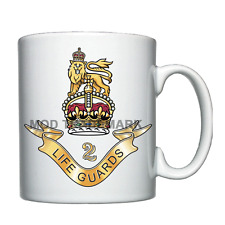 2nd Life Guards cypher Personalised Mug / Cup *