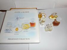 ESTEE LAUDER FRAGRANCE COLLECTION *IMPERFECT* 5pc SET NEW IN BOX
