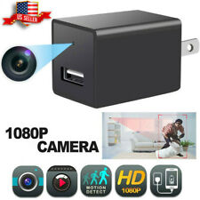 HD 1080P Hidden Mini Spy Camera  Motion Detection Security  Cam UP to 32GB
