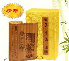 A+ The ART of WAR # Sun-Tzu Christmas TOP business gift Bamboo Collector Edition