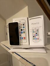 Apple iPhone 5s - 64GB - Gold (O2) A1457 (GSM)