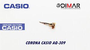 Casio Corona / Watch Crown, For Modelos. AQ-309 Gold Tone