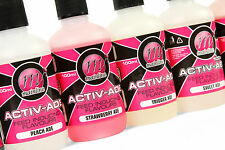 MAINLINE FISHING ACTIV-ADE FEED INDUCING FLAVOURS SWEET ADE & PEACH 100ML CARP