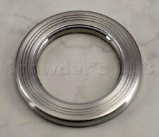Nardi Horn Trim Ring for 390 mm Classico Steering Wheel - Satin Aluminum