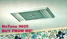 NUTONE Vintage NOS Mid Century 9605 HEAT-A-VENT Heater Fan CLASSIC NEW Bathroom