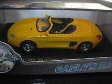 1/43 FORD MUSTANG MACH III MACK 3  ROADSTER 2002 EAGLE'S RACE NEUF boîte origine