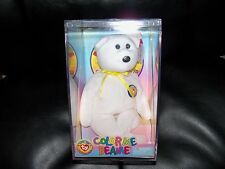 Ty Beanie Baby Color Me BeanieTeddy Bear Complete and Sealed Last One