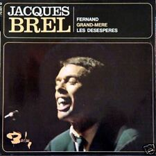 JACQUES BREL Fernand Barclay 70.901EP