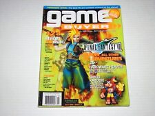 Game Buyer Magazine #1 July 1998 1st Issue RARE OOP Final Fantasy VII